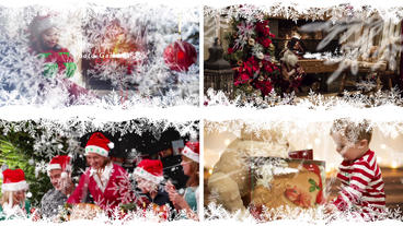 Magic Christmas After Effects Template