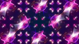 Kaleidoscope5 - video background loop Stock Video Footage