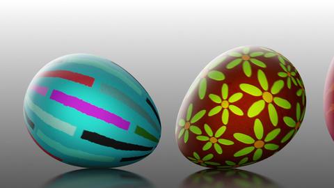 EasterParade - video background loop Stock Video Footage