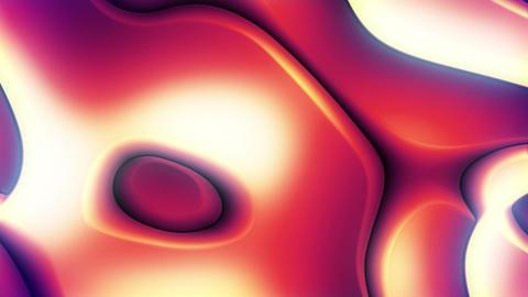 Jeemy - Elegant Organic Fractal Video Background Loop Stock Video Footage