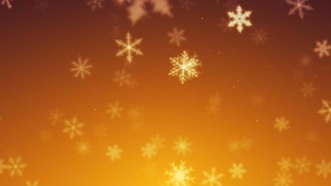 Snowy 4 - Snow / Christmas Video Background Loop Stock Video Footage