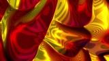 Tella - Organic Chrome-like Fractal Video Background Loop Animation