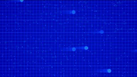 military radar screen,radar scanning alien life in universe Stock Video Footage