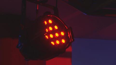 concert lights 8 Stock Video Footage