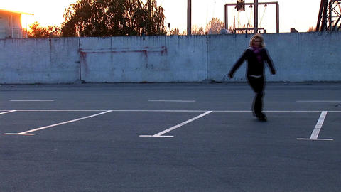 roller 1 Stock Video Footage