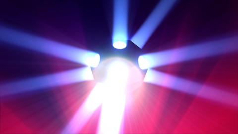 Disco Ball light A Bc HD Stock Video Footage