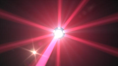 Disco Ball light B Bc HD Stock Video Footage