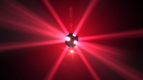 Disco Ball light B Bc HD Animation