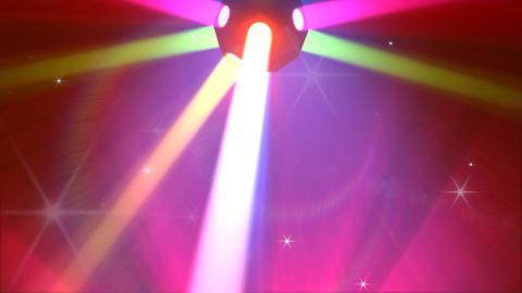 Disco Ball light C Cc HD Stock Video Footage