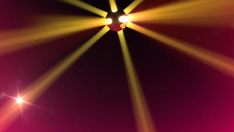Disco Ball light D Bc HD Stock Video Footage