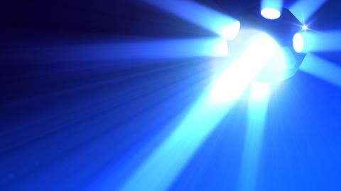 Disco Ball light E Bc HD Stock Video Footage