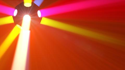 Disco Ball light E Cc HD Stock Video Footage