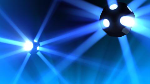 Disco Ball light G Bc HD Stock Video Footage