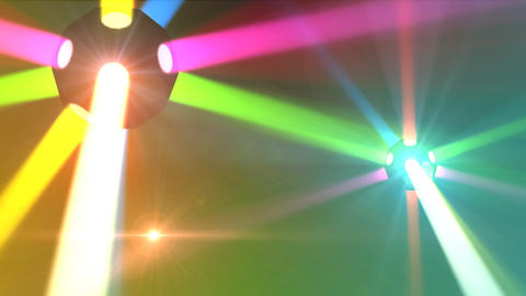 Disco Ball light G Cc HD Stock Video Footage