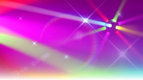 Disco Ball light M Cc HD Stock Video Footage