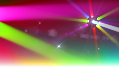Disco Ball light M Cc HD Stock Video Footage