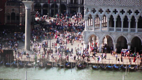 VENICE City 2 Stock Video Footage