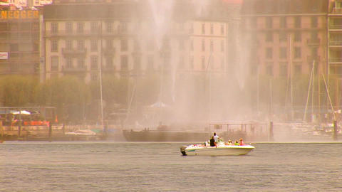 boat 1 Stock Video Footage