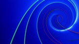 Loopable blue background Animation