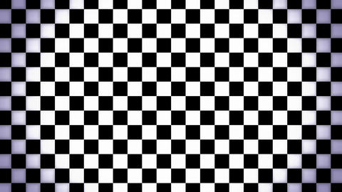 Checkerboard Zoom stock footage