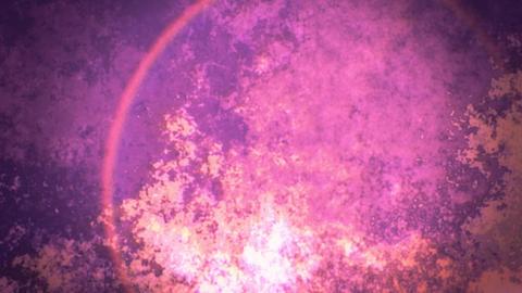 Purple Magma Transition stock footage