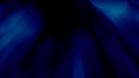 Blue Rays Overlay Footage