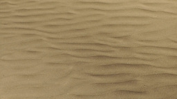 Spain The Canary Islands Gran Canary 018 closeup of waves in the sand of dunes Footage