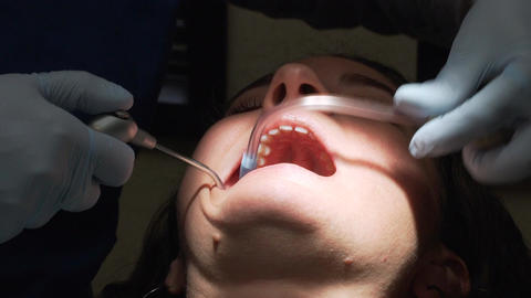 Scenes from a dentist office visit Live Action