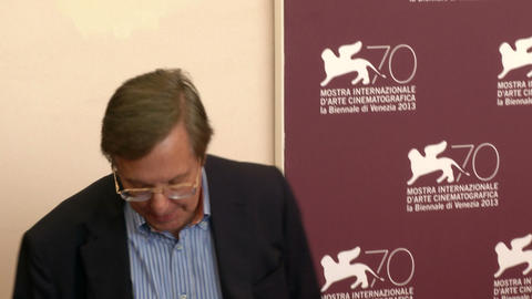 William Friedkin press conference Footage
