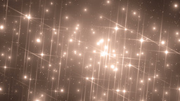 Floodlights Disco Orange Background Animation