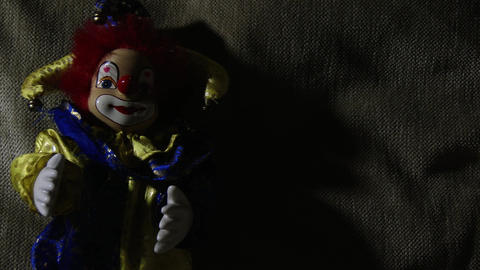 4 K Scary Clown Doll 10 Live Action
