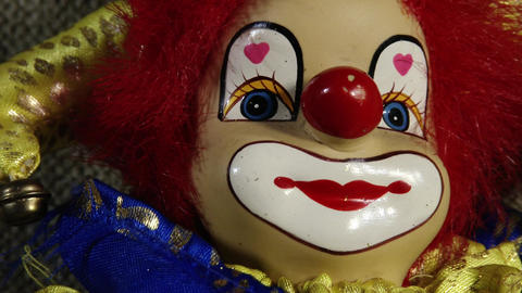 4 K Scary Clown Doll 13 Live Action