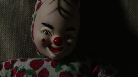4 K Scary Clown Doll 31 Live Action