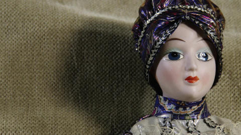 4 K Scary Venetian Doll 14 Live Action