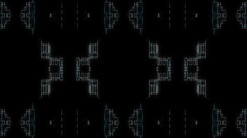 Radiant 4K 01 Vj Loop Animation