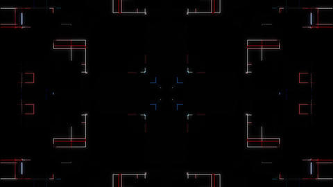 Radiant 4K 03 Vj Loop Animation