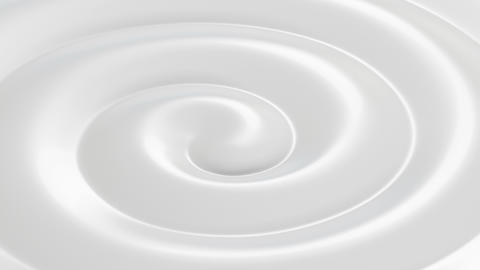 Cosmetic Cream Beautiful Close-up 3d animation. Looped. 4k Animation