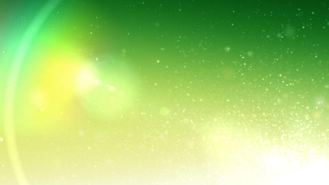 Background-splash green loop Animation