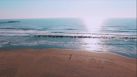 【空撮】九十九里浜 ビデオ