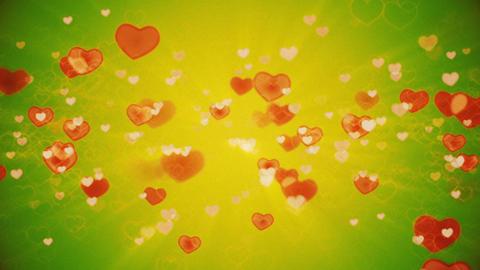 Hearts Animation