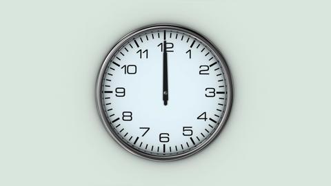 Clock 1 Footage
