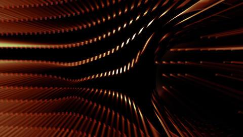 Abstract Squares Matrix Animation