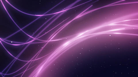 particle line background CG動画素材