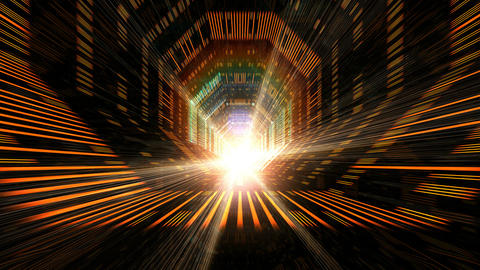 Tunnel 03 Animation