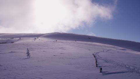 車山(くるまやま) 動画素材, ムービー映像素材