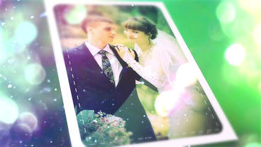 Brilliant Wedding Slideshow After Effects Project