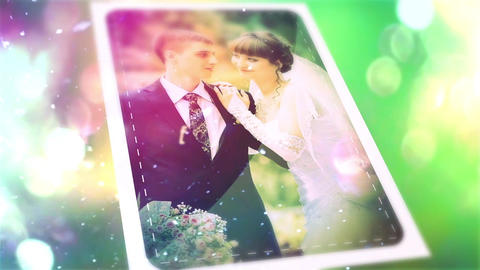 Brilliant Wedding Slideshow After Effects Template