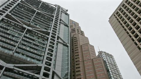Skyscrapers Footage
