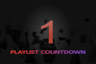 Playlist Countdown After Effects Projekt