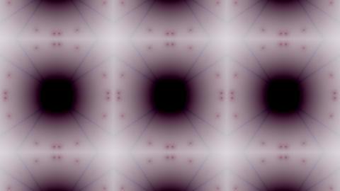 Mosaic fractal geometric kaleidoscopic Animation